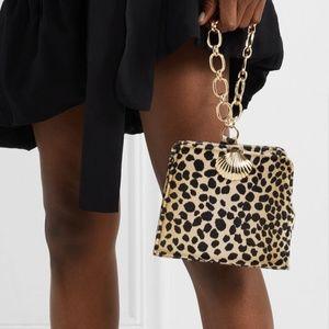 RIXO Amelie Bag  [Color: Leopard]